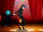 رقصات مايكل جاكسون