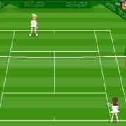التنس النسائي
