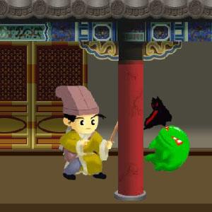 لعبة المعبد الياباني