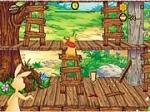 لعبة مغامرات Pooh الدب