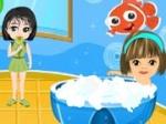 لعبة الأطفال السعيدة