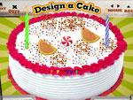 لعبة تجهيز الكعكة
