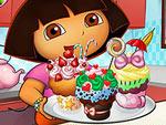 لعبة الكعكة اللذيذة