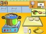 لعبة معلمة الطبخ