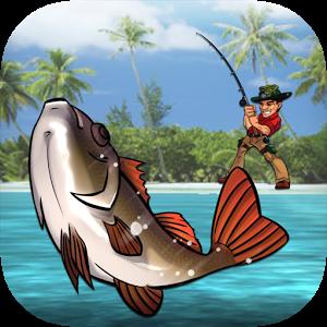 لعبة صيد السمك