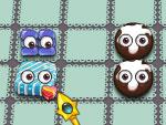 لعبة مربعات الحلوى