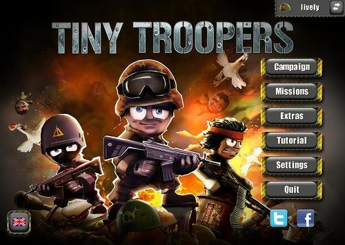 لعبة الجنود الصغار