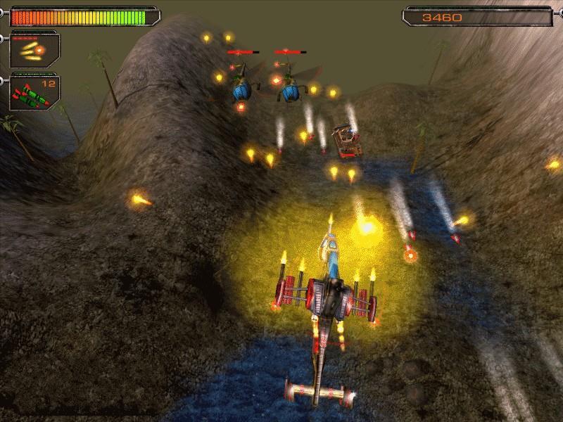 لعبة حرب الهليكوبترات