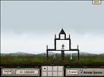 لعبة تدمير القلعة