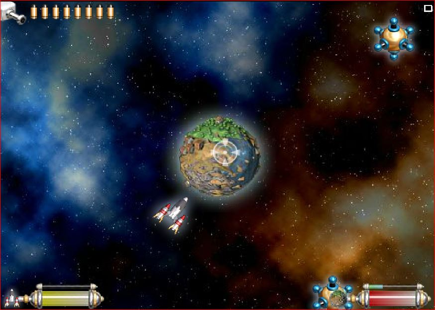 لعبة انقذ كوكب الارض