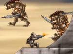 لعبة معركة الفضائيين