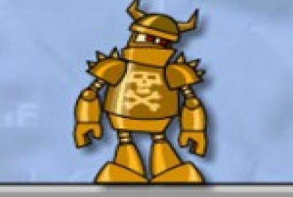 لعبة تحدي الروبوتات