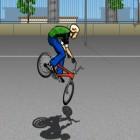 لعبة مهارات الدراجة