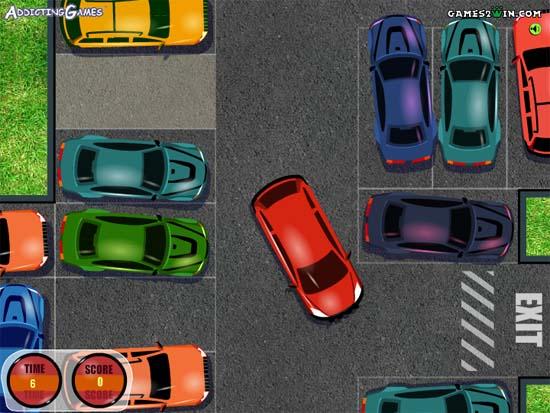 لعبة حرامي السيارات