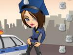 لعبة شرطية كيوت