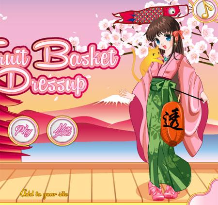 لعبة البنت اليابانية