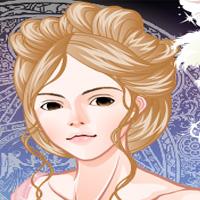 لعبة الأميرة الحسناء
