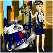 لعبة البنوتة البوليسية
