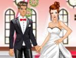 لعبة العريس والعروسة
