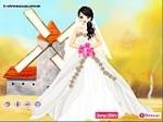 لعبة فساتين زفاف انيقة