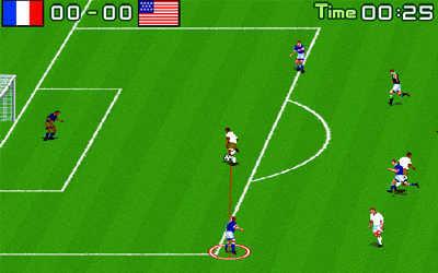 لعبة كأس القارات لكرة القدم