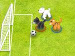 لعبة ماتش القطط والكلاب