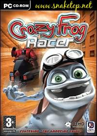 لعبة الضفدع المجنون Crazy Frog