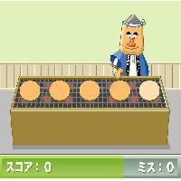 لعبة خباز الخبز