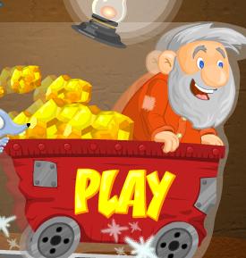 لعبة جمع الذهب 3