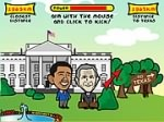 لعبة اوباما وبوش