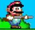 لعبة ماريو يطلق النار