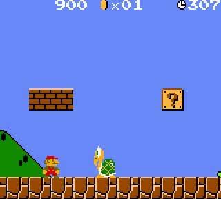لعبة مغامرات ماريو و الفطر