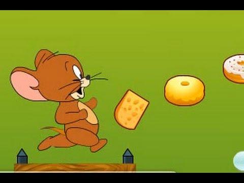 لعبة مغامرات جيري واكل الجبنة