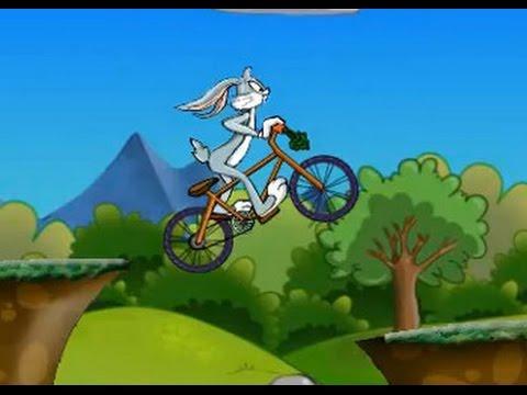 لعبة دراجة بقز بني