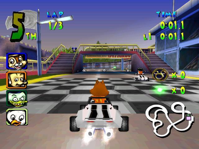 cc2e19b25 لعبة كراش سيارات كارتينج لعبة سيارات كراش