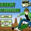 لعبة بن 10 السريع التّزحلق