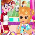 لعبة دورا البنت المشاغبة في الفصل