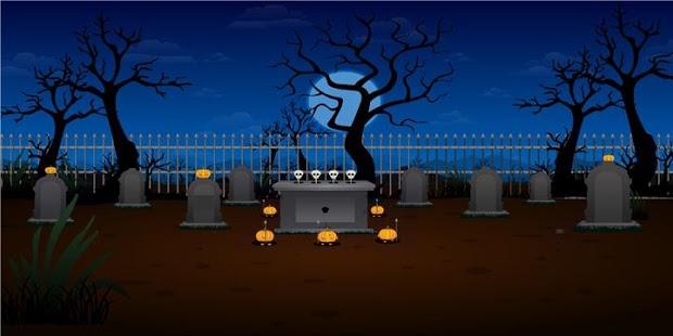 لعبة الهروب من المقبرة