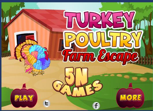 لعبة مزرعة الديوك الرومي التركية