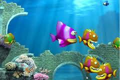 لعبة السمكة