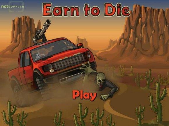 لعبة سيارة دعس الزومبي