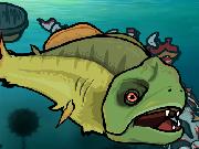 لعبة السمكة المتوحشة 3