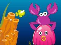 لعبة هروب السمكة من السرطان