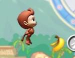 لعبة مغامرات القرد و الموز