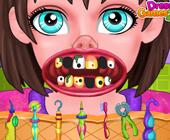 لعبة معالجة الأسنان