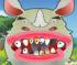 لعبة مشاكل اسنان وحيد القرن