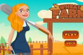 لعبة مزرعة القمح
