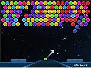 لعبة كرات المدفع الملونة